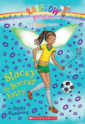 Cover image for Stacey the soccer fairy