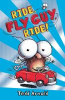 Cover image for Ride, Fly Guy, ride!