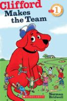 Cover image for Clifford makes the team