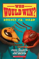Cover image for Who would win?. Hornet vs. wasp