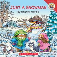 Cover image for Just a snowman