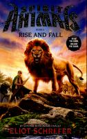 Cover image for Spirit animals. Book 6, Rise and fall