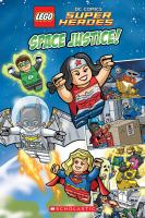 Cover image for Space justice