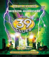 Cover image for Mission Hurricane