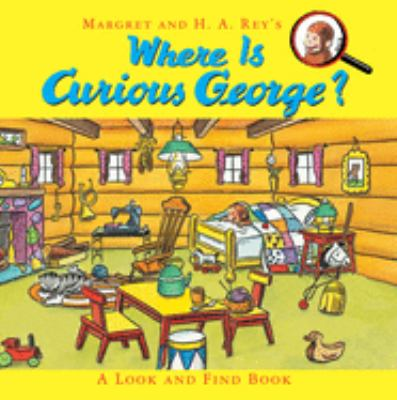 Cover image for Where is Curious George?