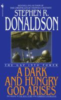 Cover image for The gap into power : a dark and hungry God arises