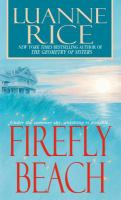 Cover image for Firefly beach