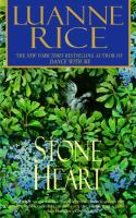 Cover image for Stone heart