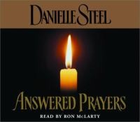 Cover image for Answered prayers