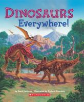 Cover image for Dinosaurs Everywhere!