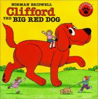 Cover image for Clifford the big red dog