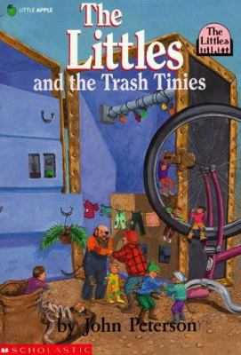 Cover image for The Littles and the trash tinies