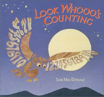 Cover image for Look whooo's counting