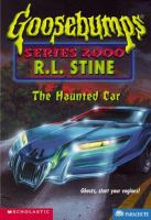 Cover image for Goosebumps. The haunted car