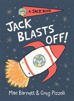 Cover image for Jack blasts off!