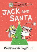Cover image for Jack and Santa