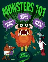 Cover image for Monsters 101