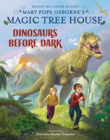 Cover image for Magic tree house. Dinosaurs before dark