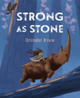 Cover image for Strong as Stone