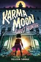 Cover image for Karma Moon, ghost hunter