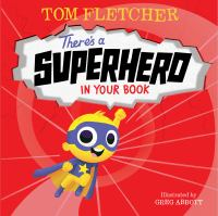Cover image for There's a superhero in your book