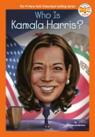 Cover image for Who is Kamala Harris?