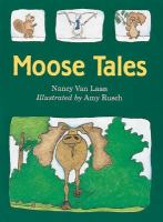 Cover image for Moose tales