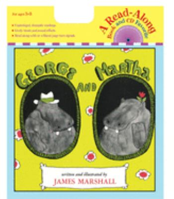 Cover image for George and Martha