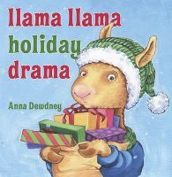 Cover image for Llama Llama holiday drama
