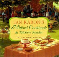 Cover image for Jan Karon's Mitford cookbook & kitchen reader