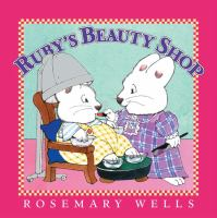 Cover image for Ruby's beauty shop