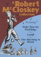 Cover image for A Robert McCloskey collection