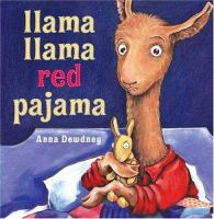 Cover image for Llama Llama red pajama