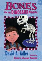 Cover image for Bones and the dinosaur mystery