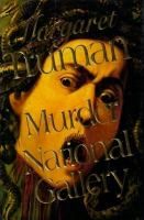 Cover image for Murder at the National Gallery