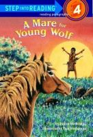 Cover image for A mare for Young Wolf