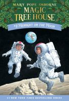 Cover image for Magic tree house. #8, Midnight on the moon