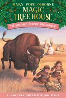 Cover image for Magic tree house. #18, Buffalo before breakfast