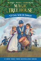 Cover image for Magic tree house. #21, Civil War on Sunday