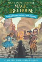 Cover image for Magic tree house. #24, Earthquake in the early morning