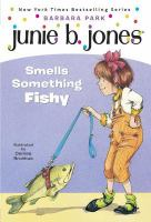 Cover image for Junie B. Jones smells something fishy