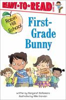 Cover image for First-grade bunny