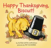 Cover image for Happy Thanksgiving Biscuit!