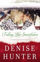 Cover image for Falling like snowflakes