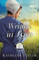 Cover image for Written in love