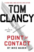 Cover image for Tom Clancy point of contact