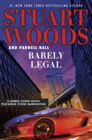 Cover image for Barely legal : a Herbie Fisher novel