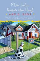 Cover image for Miss Julia raises the roof