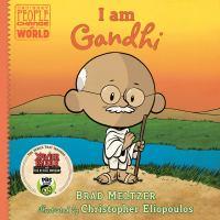 Cover image for I am Gandhi