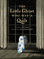 Cover image for The little ghost who was a quilt